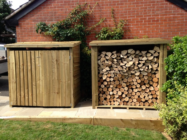 Log Stores For Sale Exeter Your Local Logs