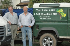 seasoned firewood logs honiton