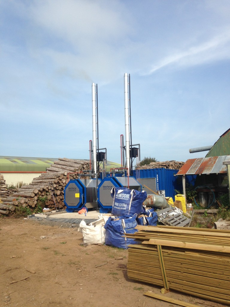kiln dried firewood logs Somerset